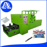 Supply High Speed 4KW Automatic Aluminum Foil Rewinding Machine
