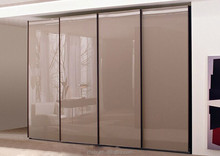 2015 high gloss door mdf wardrobe designs