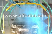 FOURWIN ROBOTIC CAR WASH SYSTEM