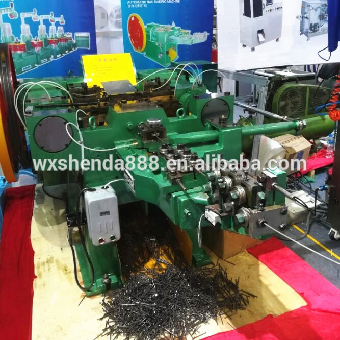 Z94-4C Stainless Steel Knife Nails Making Machine Manufacturer