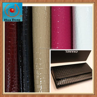Pvc leather for purse for wallet