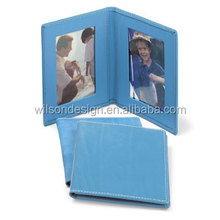 leather glass cover photo album