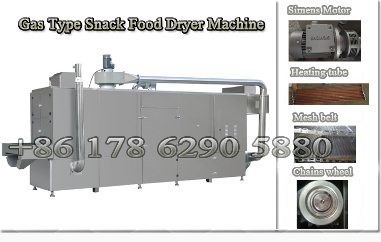 Fully Automatic China Breakfast Puff Corn Cereal Corn Flakes Food Making Machine Industrial With Good Price