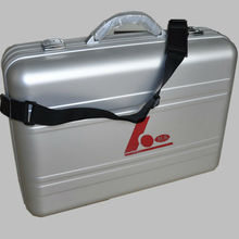 strong and fashionable aluminum computer case