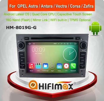HIFIMAX Android 7.1 For Opel Astra h Car Radio DVD GPS Navigation System For Opel Antara/Opel Zafira/Opel Corsa Car/Opel Vectra