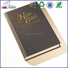 High Quality Custom Bible Printing