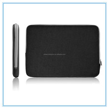 factory price 17inch neoprene notebook sleeve for laptop