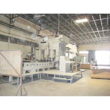 Laminate flooring production line/ Wooden flooring laminate parquet machinery
