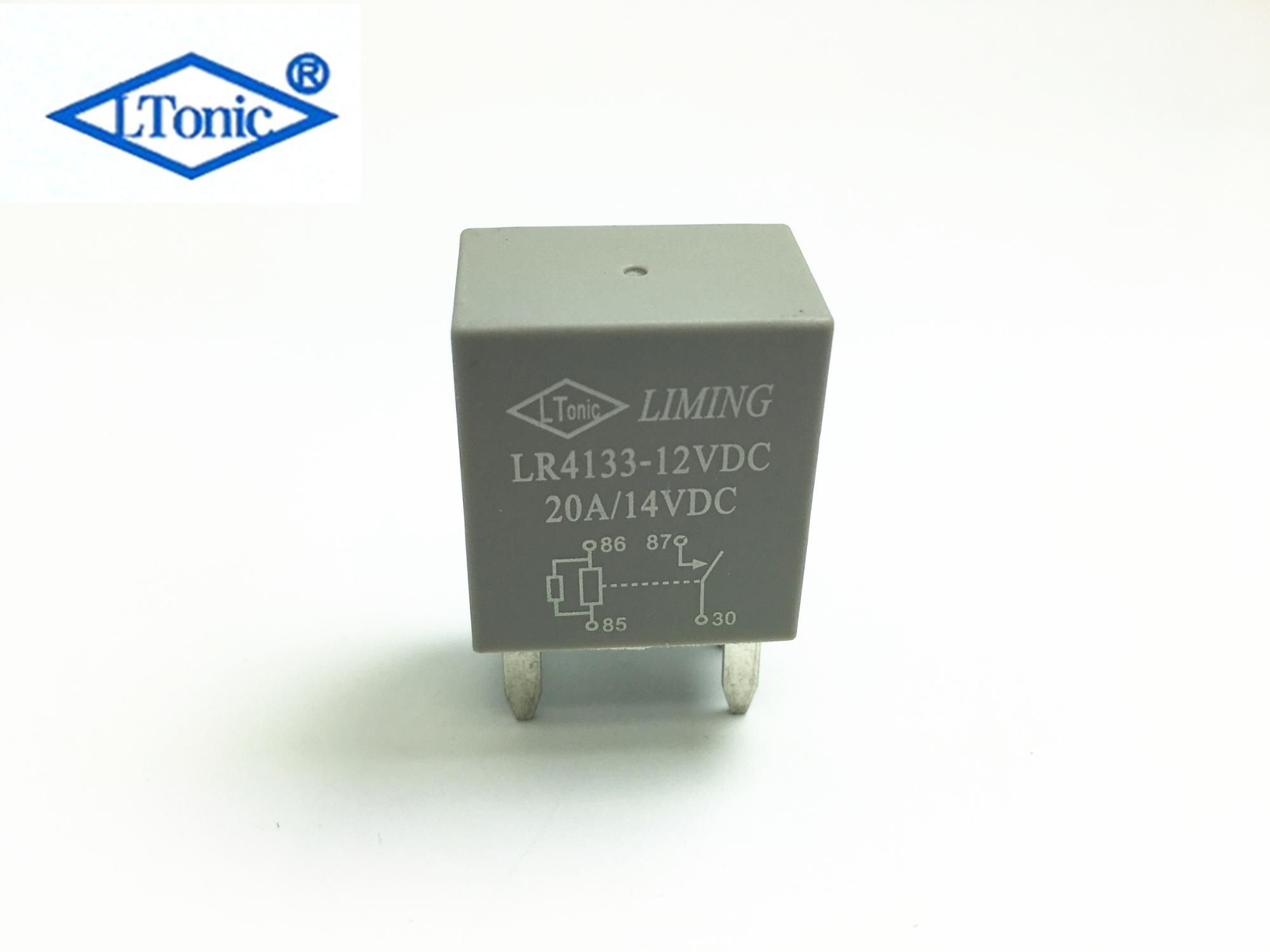 Auto electrical system automobile relay 4pin