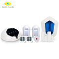 WIFI GSM Home Alarm System Support Voice Control Alexa Security Alarm System Simple to USE