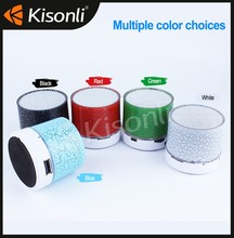 Custom Promotion led bluetooth speaker <strong>Gift</strong>,Promotion product ,led speaker for Promotion Item