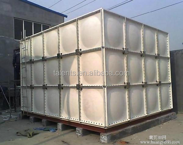 frp drinking water panel storage, Frp Combined Water Tank ,grp panel type water storage tank
