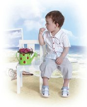 handmade baby boys genuine leather sandals PB-6106BL