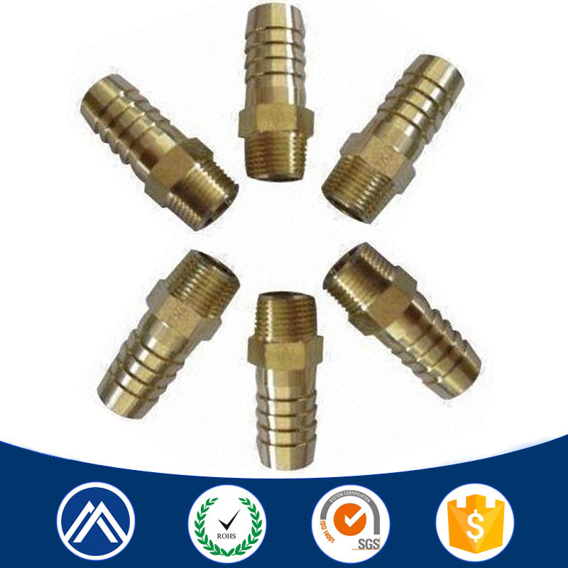 Machining product metal brass cnc machining turning lathe part
