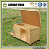 SDD0603 Pet DOG KENNEL House WITH PATIO Wooden Timber Bed Porch Deck New XL Extra Large