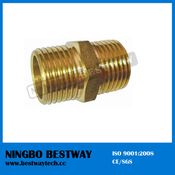 China ningbo bestway brass extension nipple