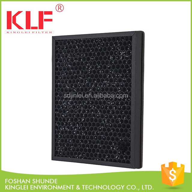 high efficiency mesh air purifier activated carbon filter