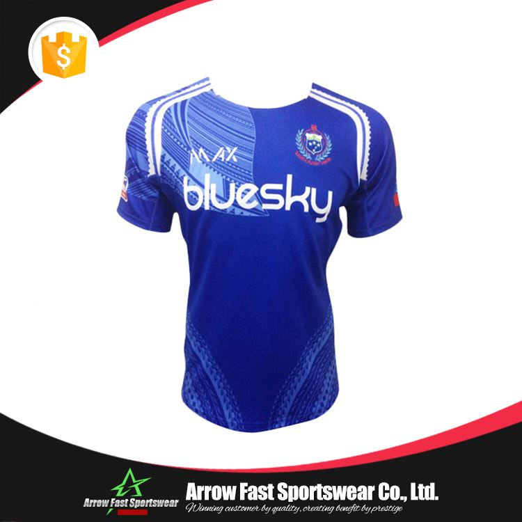 Breathable reversible sportwear oem usa montreal field blues ice hockey jerseys mens team