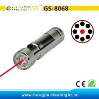 aluminum material led flashlight,mini led flashlight,fast track laser flashlight