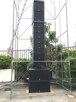 3-way the best line array products pa speakers line array