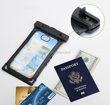 High Protective Universal Swimming Mobile Phone Waterproof Cases Cellphone Waterproof Bags for Samsung Galaxy J7