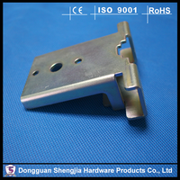 ISO 9001-2008 OEM China machining parts, custom computer accessory stamping cases
