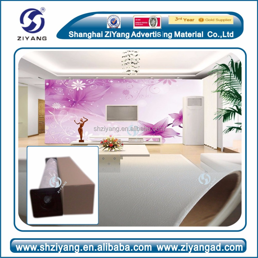 Solvent Wallpaper 3D Decor for Home