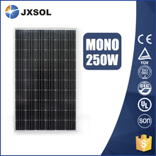 home solar systems china supplier 250w mono solar panel