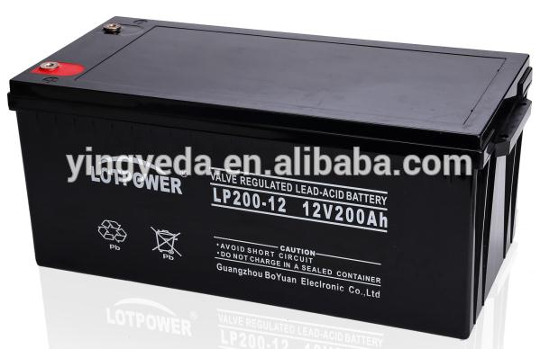 nominal voltage batteries original 24v sealed lead acid battery abs container lead acid battery NEW China Products