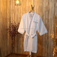 High Quality Fully Stocked Velour Fancy Luxury Fluffy Custom Made White Bathrobe For Women