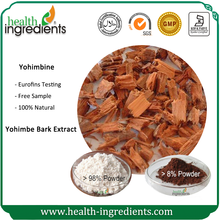 Male health care Yohimbe Extract, yohimbe seeds