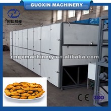 CE ISO Certification hot selling dried fruit almond mesh belt dryer