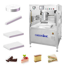 UFM5000 ultrasonic cake cutting machine portion cutting machine for meat