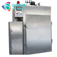 Professional security smoke machine / fish smoking and drying machine
