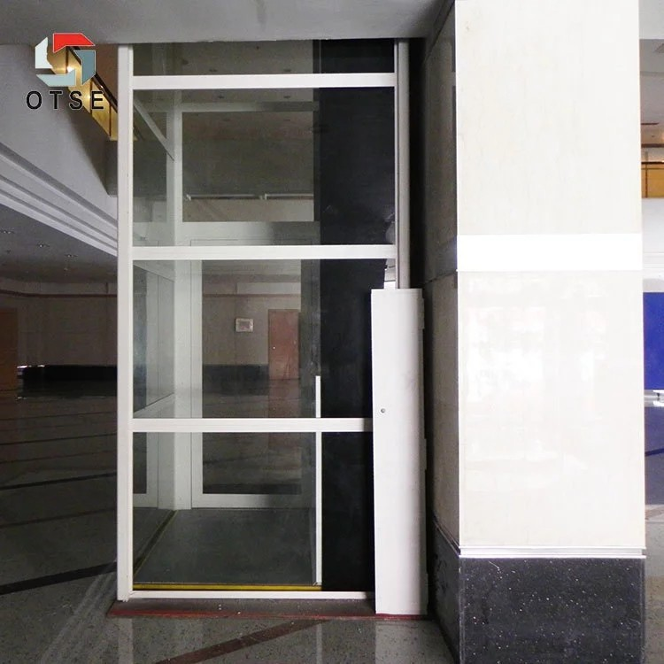 Otse Used Screw Platform Home Elevators Lift For Sale: homes with elevators for sale