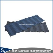 Chinese supplier made stone coated metal roof tile