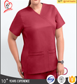 Unisex wholesale sap beauty salon uniform medical scrub top