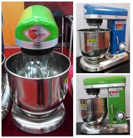 functions of electric stand cake mixer 10L