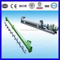 High quality concrete flexible screw conveyor price!!screw elevator production line