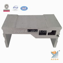 aluminum alloy industrial parts for sliding gate/barrier gate