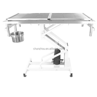 Hydraulic lifting operating table for pet H-202