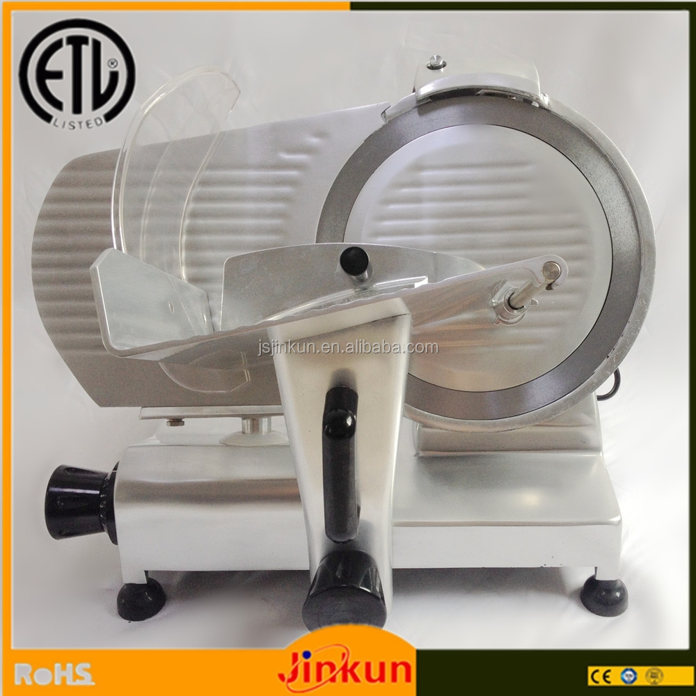 "12""Inch 300mm balde suppliers of italian blade meat slicer"
