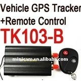 GPS tracker Supports the remote control,Real-Time GSM/GPRS Tracking Vehicle Car GPS Tracker 103B