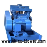 mining industry water ring vacuum pump