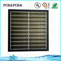 MP3 and MP4 PCB rigid Fr4 printed circuit board