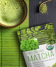 USDA Organic And EU organic Standard Matcha Green Tea With Pleasant Taste in Private Label