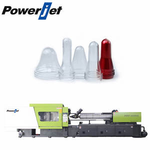 High Speed PET Preform Injection Molding Machine