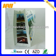 photo printing on carrier shopping bags (NV-E309)