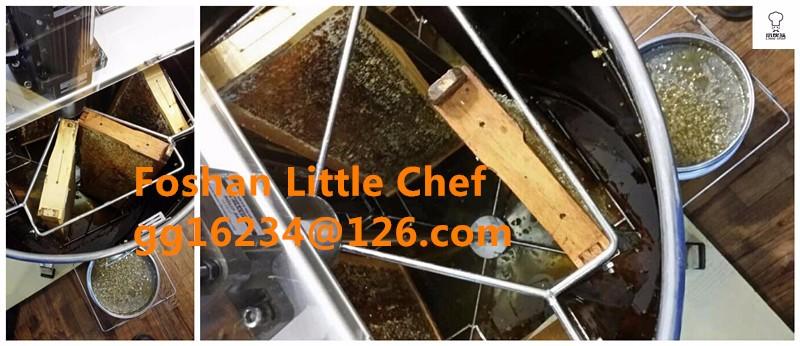 Honey extractor 02