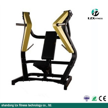 commercial gym machine wide chest pressLZX-3006 Hammer strength equipment for salehealth